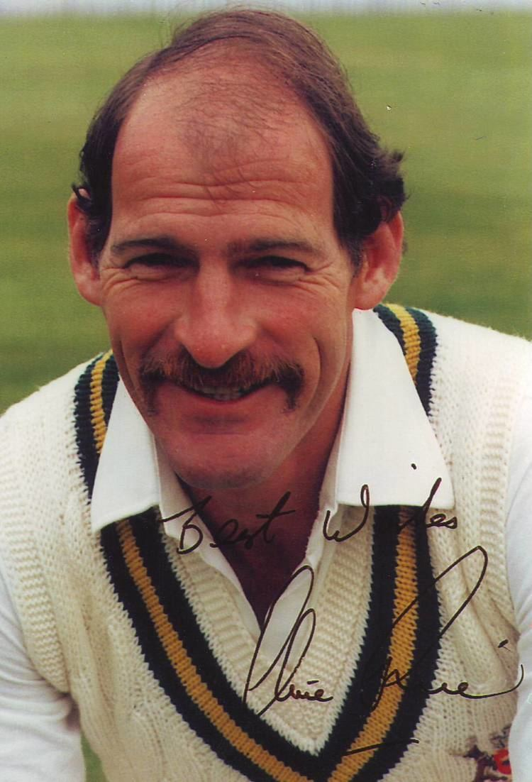 Clive Rice (Cricketer) in the past