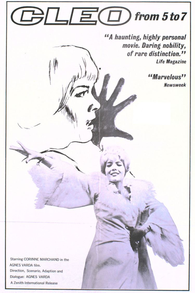 Cléo from 5 to 7 wwwgstaticcomtvthumbmovieposters24551p24551