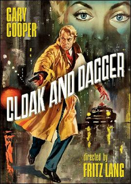 Cloak and Dagger (1946 film) Cloak and Dagger 1946 Toronto Film Society Toronto Film Society