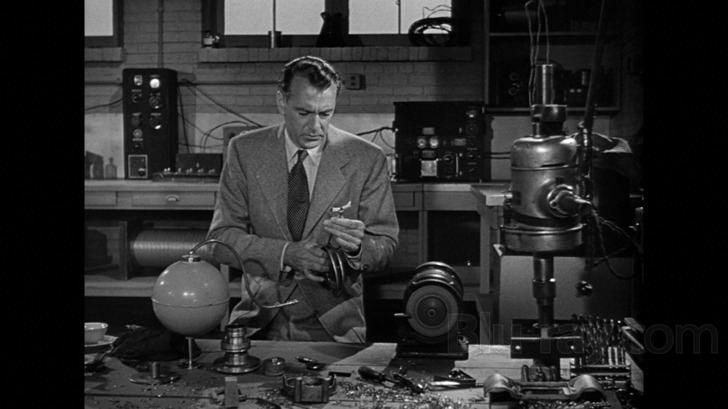 Cloak and Dagger (1946 film) Cloak and Dagger Bluray