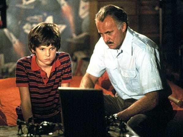 Cloak %26 Dagger (1984 film) movie scenes Cloak and Dagger 1984