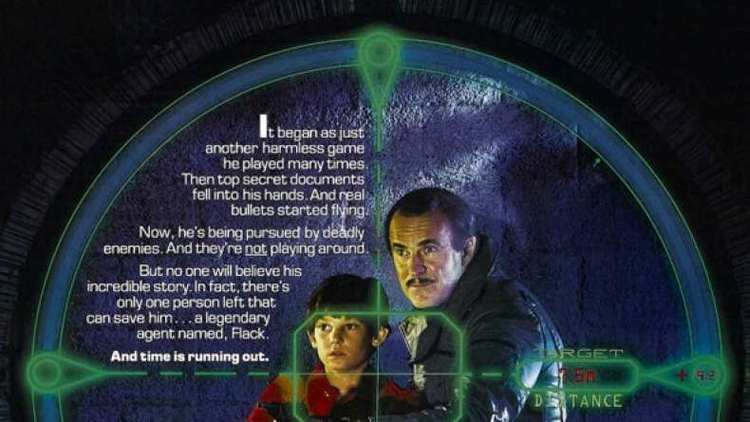 Cloak %26 Dagger (1984 film) movie scenes