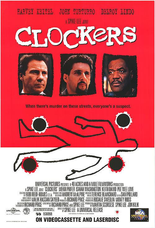 Clockers (film) CLOCKERS Film 1995 Priced Out