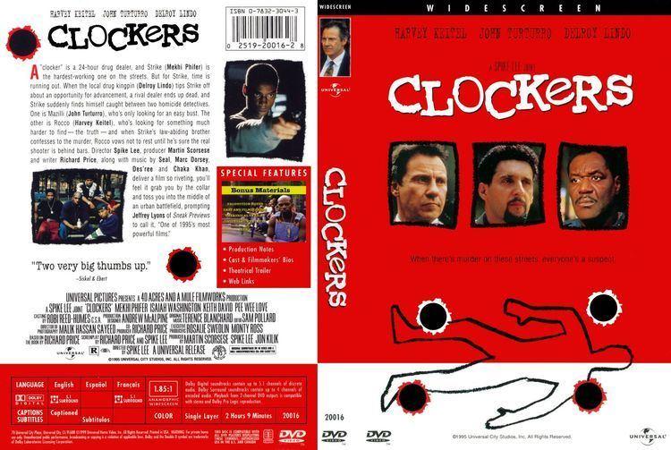 Clockers (film) Clockers Filmhantering