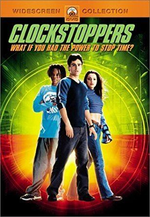 Clockstoppers Amazoncom Clockstoppers Jesse Bradford Robin Thomas Movies TV