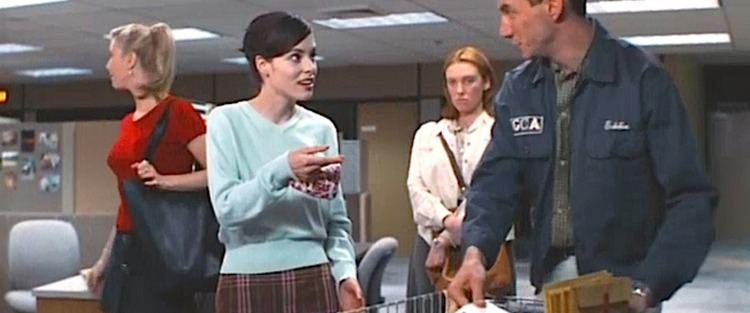 Clockwatchers Clockwatchers Movie Review Film Summary 1998 Roger Ebert