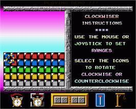 Clockwiser Clockwiser Time is Running Out Commodore Amiga Games Database