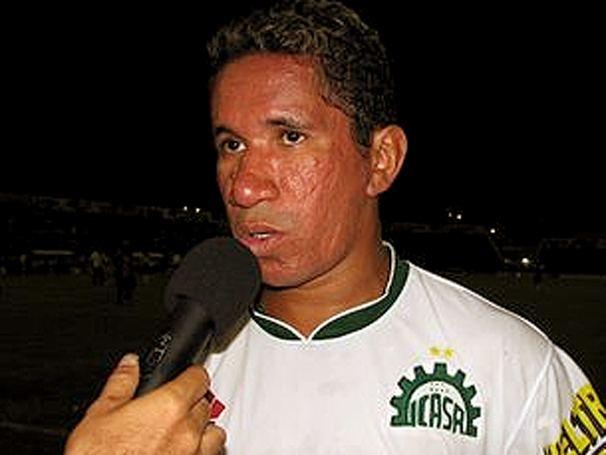 Clodoaldo Globoesportecom gt Futebol NOTCIAS Achei Terror da