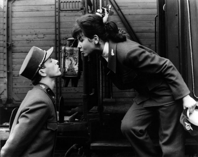 Closely Watched Trains Oste sledovan vlaky Man up and fight the Nazis Brno Expat Centre