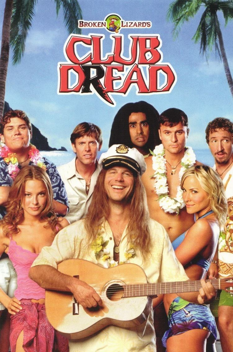 Club Dread In the Valley of the Sweetness Broken Lizzards Club Dread