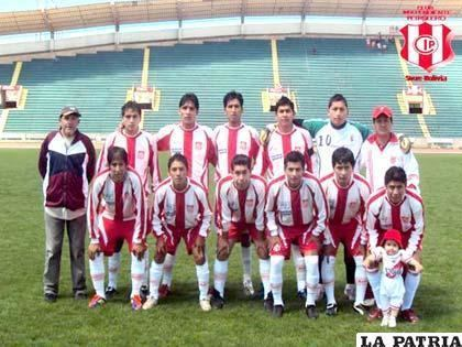 Club Independiente Petrolero Independiente Petrolero descendi a la Primera B