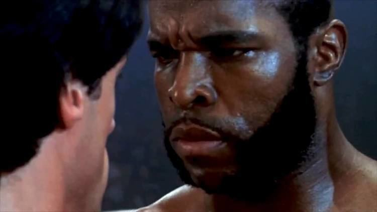 Clubber Lang CLUBBER LANG MrT Vs ROCKY 1st Fight in High Definition HD