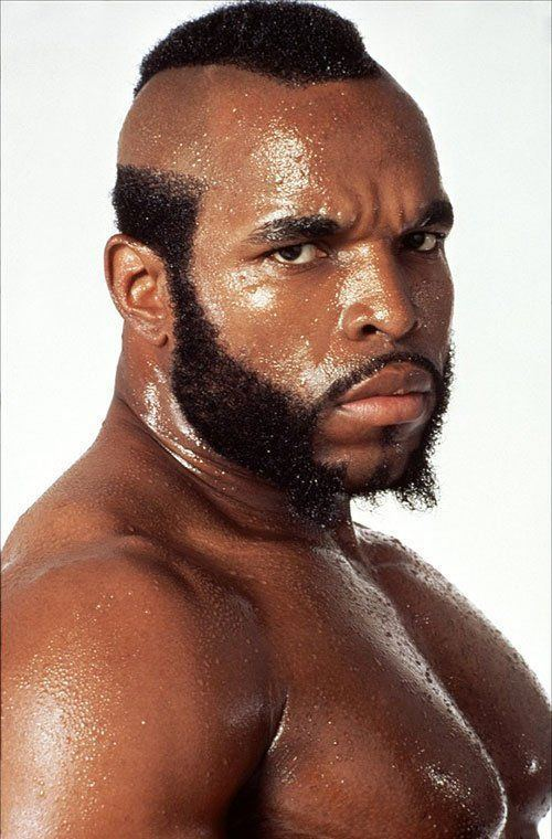 Clubber Lang Mr T as Clubber Lang Rocky 3 I LOVE THESE PEOPLE Pinterest