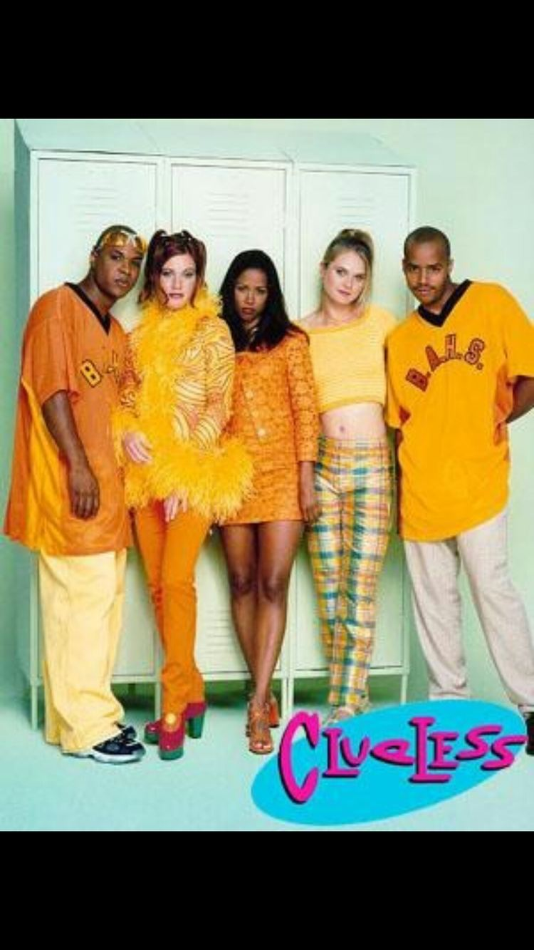 Clueless (TV series) CLUELESS TV SHOW on The Hunt