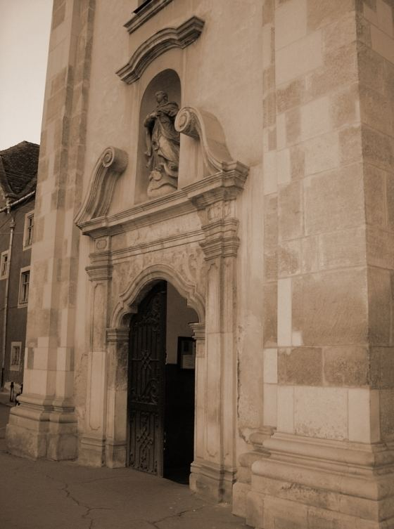 Cluj-Napoca Franciscan Church