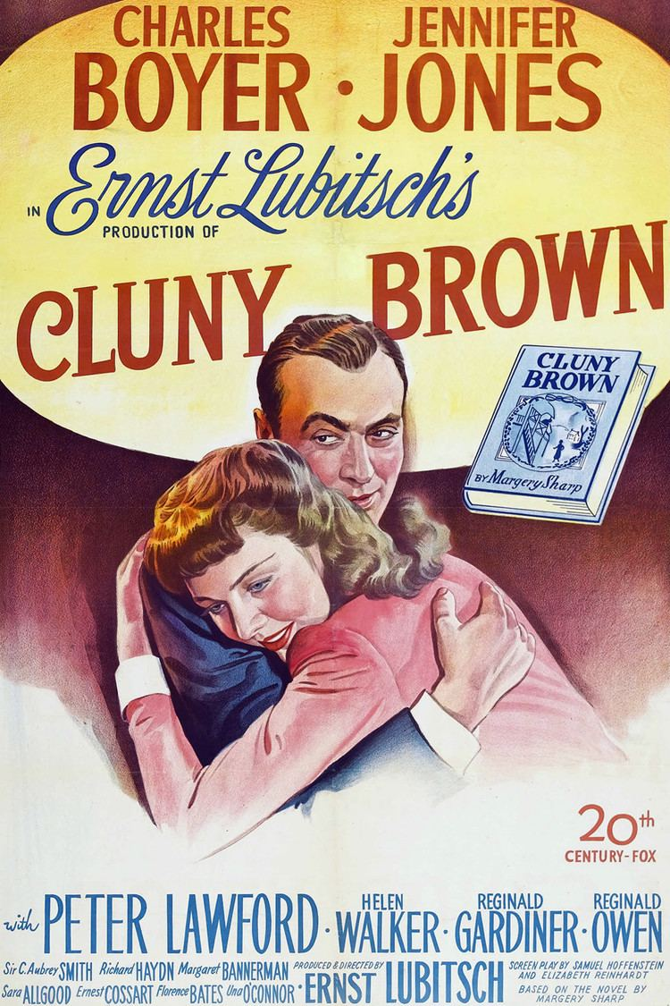 Cluny Brown wwwgstaticcomtvthumbmovieposters6475p6475p