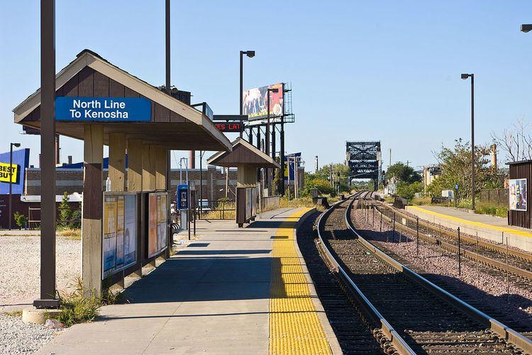 Clybourn station - Alchetron, The Free Social Encyclopedia