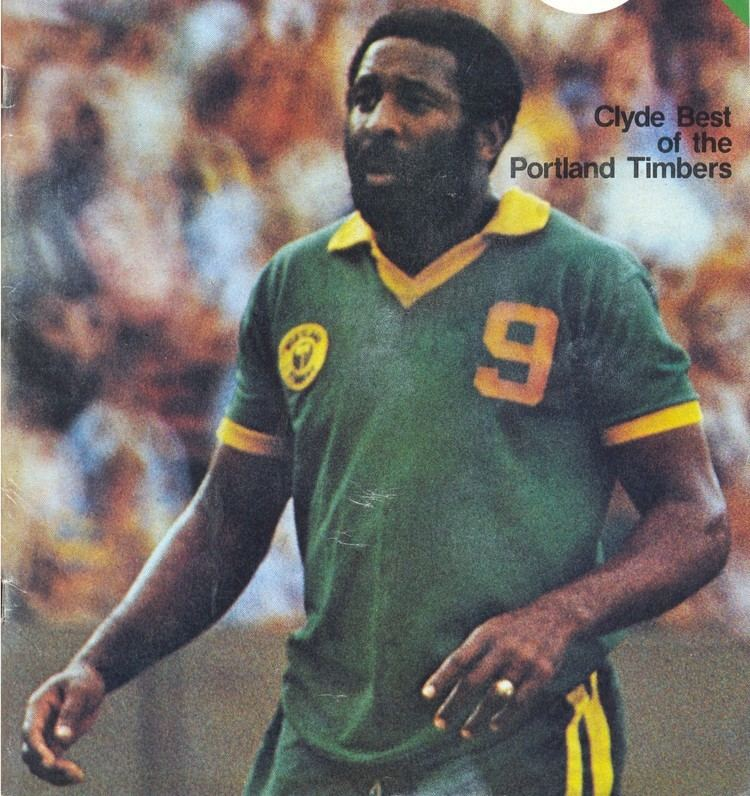 Clyde Best NASL Soccer North American Soccer League PlayersClyde Best