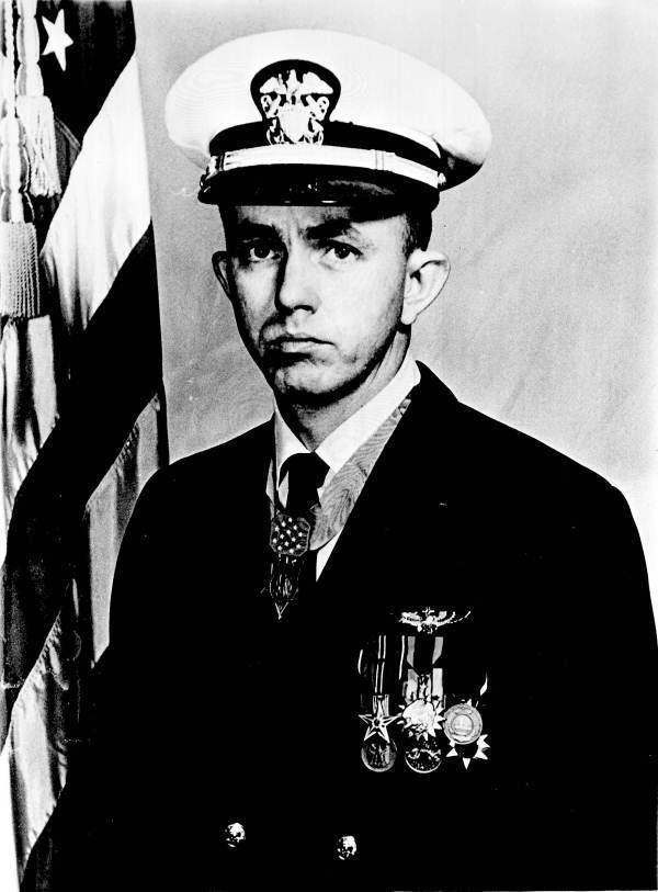 Clyde Everett Lassen Florida Memory Clyde Everett Lassen Medal of Honor recipient