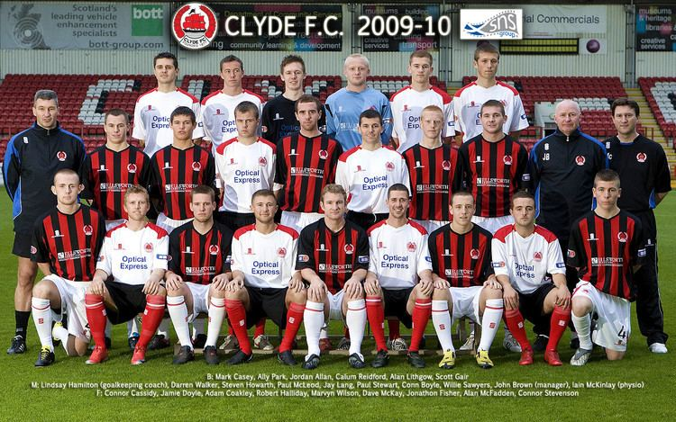 Clyde F.C. Put Clyde on Your Desktop 7 Sep 2009 News Clyde Football Club
