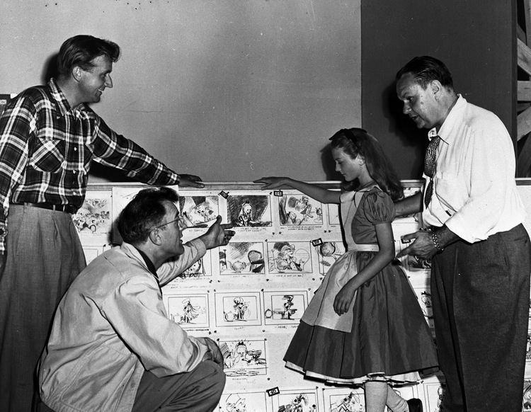 Clyde Geronimi Clyde Geronimi la biographie Trsors Disney