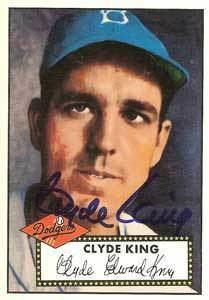 Clyde King wwwbaseballalmanaccomplayerspicsclydekinga