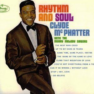Clyde McPhatter Clyde McPhatter Free listening videos concerts stats and photos