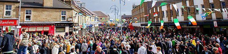 Coatbridge Culture of Coatbridge
