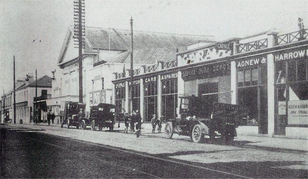 Coatbridge in the past, History of Coatbridge