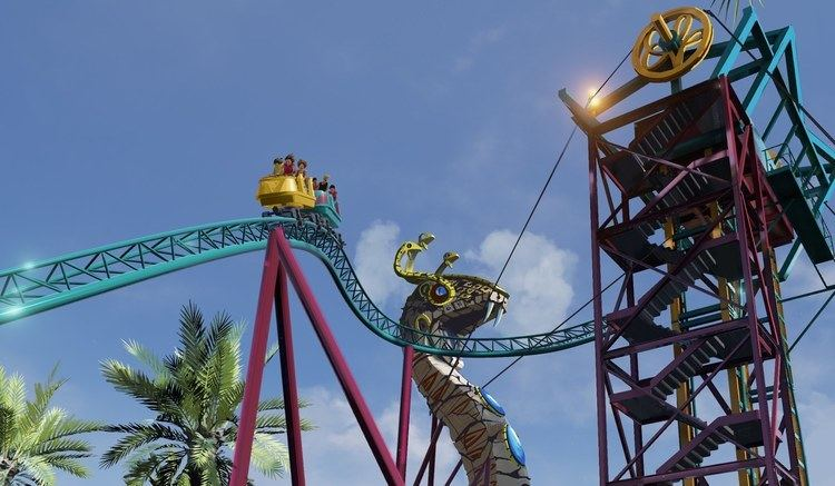 Cobra's Curse Analysis of Cobra39s Curse New for 2016 at Busch Gardens Tampa