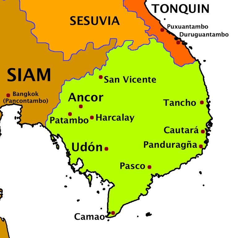 Cochinchina Why did France call those territory as Cochin China What is the