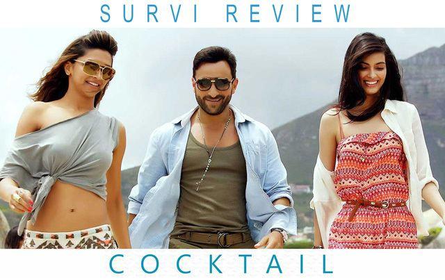 Homi Adajanias Cocktail 2012 Movie Review Survi Reviews