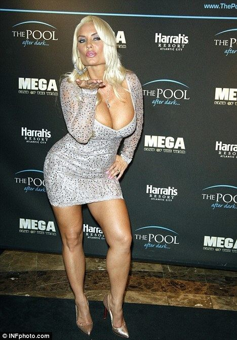 Coco Austin IceT can39t stop smiling as wife Coco Austin busts out of