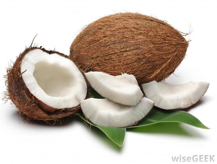 Coconut What is a Coconut with pictures