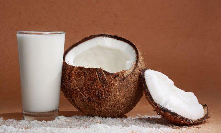 Coconut milk 9 Coconut Milk Nutritional Benefits Recipes Dr Axe