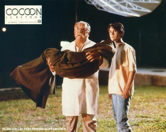 Cocoon: The Return Cocoon The Return Official Trailer Actors Locations Photos and
