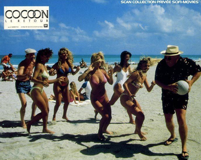 Cocoon: The Return Still 5 from Cocoon The Return Daniel Petrie 1988 SciFiMovies