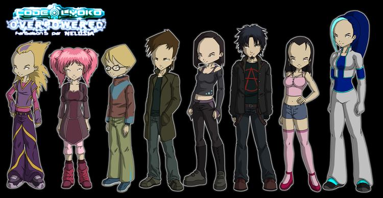 Code Lyoko Alchetron The Free Social Encyclopedia