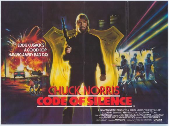 Code of Silence (film) Code of Silence 1984 Review The Action Elite