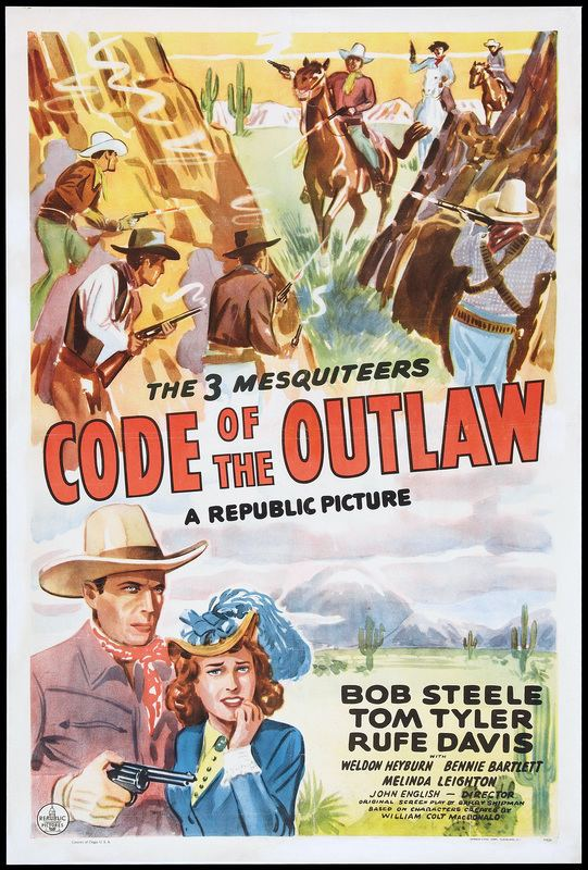 Code of the Outlaw Code of the Outlaw 1942