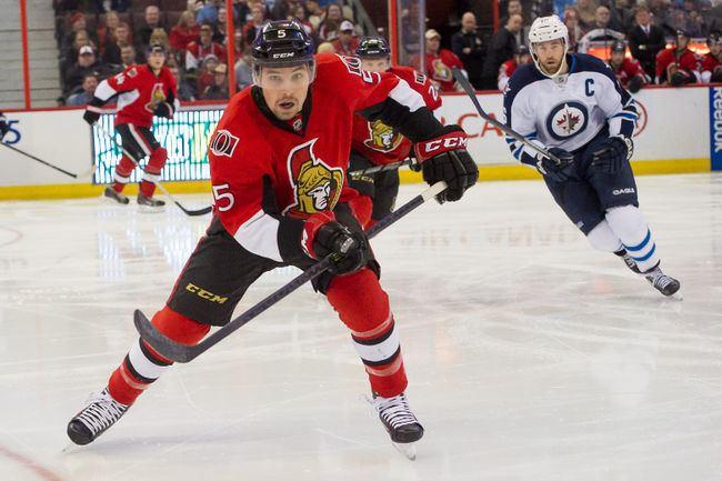 Cody Ceci Ottawa Senators39 Cody Ceci a rare bright spot CHEAPSEATS