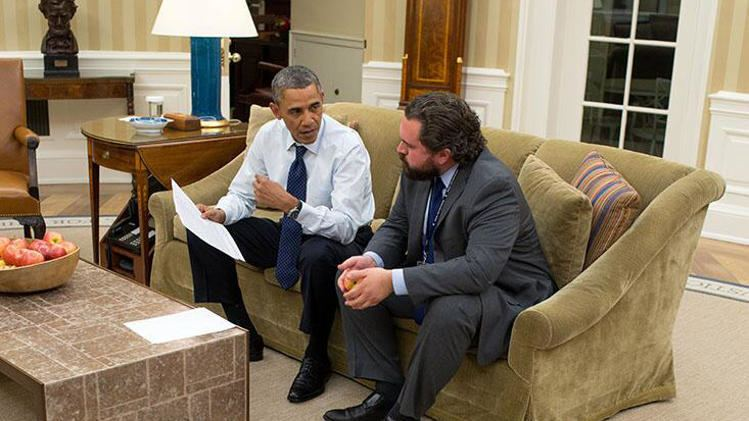 Cody Keenan Brown Bag Lunch with President Obama39s Chief Speechwriter