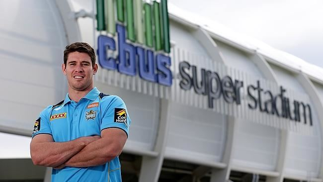 Cody Nelson Gold Coast Titans backrower Cody Nelson keeps his NRL