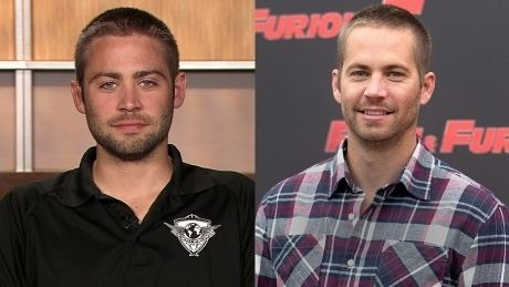 Cody Walker (actor) Paul Walker39s brother Cody continues late actor39s legacy