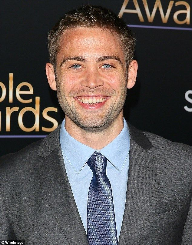 Cody Walker (actor) Paul Walker39s brother Cody wants to act after Furious 7