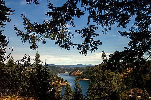 Coeur dAlene, Idaho Beautiful Landscapes of Coeur dAlene, Idaho