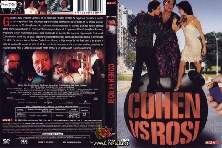 Cohen vs. Rosi Cohen vs Rosi Cine Facil