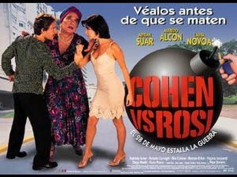 Cohen vs. Rosi Cohen vs Rosi Gran Cine YouTube