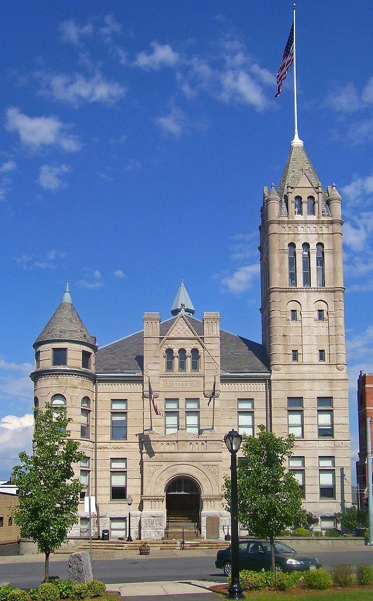 Cohoes City Hall