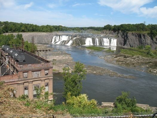 Cohoes Falls alloveralbanycomimagescohoesfallsoldspotjpg